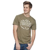 Men's Foo Fighters Logo Tee