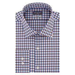 Men's Van Heusen Flex-Collar Regular-Fit Stretch Dress Shirt
