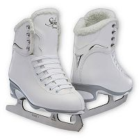Little Girls Jackson Ultima 184 Soft Skate Recreational Ice Skates