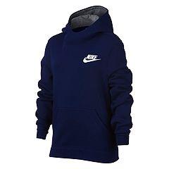 Boys 8-20 Nike Club Pullover Hoodie