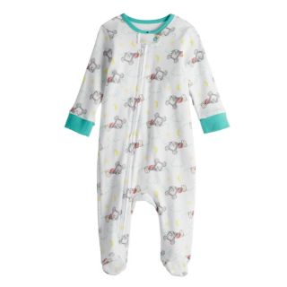 "Disney's Mickey Mouse Baby Boy ""Smile"" Printed Sleep & Play"