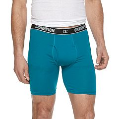 Men's Champion Vapor 3-pack Stretch Long-Leg Boxer Briefs