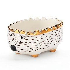 LC Lauren Conrad Hedgehog Trinket Tray
