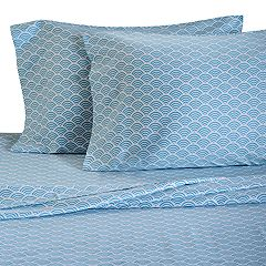 Panama Jack Waves 300 Thread Count Sheet Set