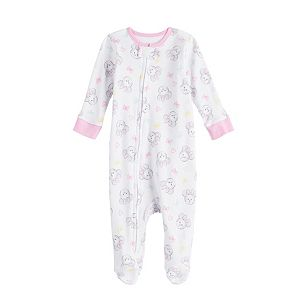 Disney's Minnie Mouse Baby Girl Printed Sleep & Play