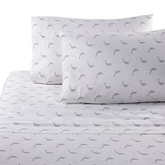 Panama Jack Dolphin 300 Thread Count Sheet Set