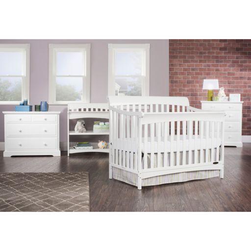 Child Craft Ashton 4-in-1 Convertible Crib