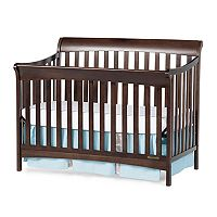Child Craft Ashton 4-in-1 Convertible Crib