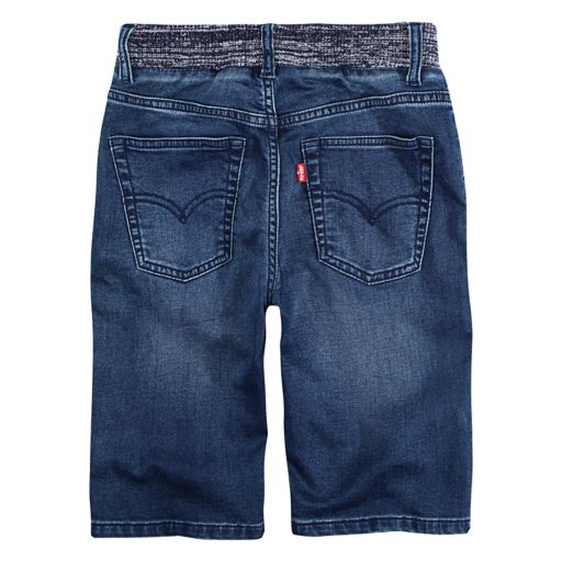Boys 4-7x Levi's Slim Fit Knit Shorts
