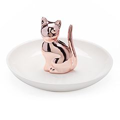 LC Lauren Conrad Siamese Kitty Trinket Tray
