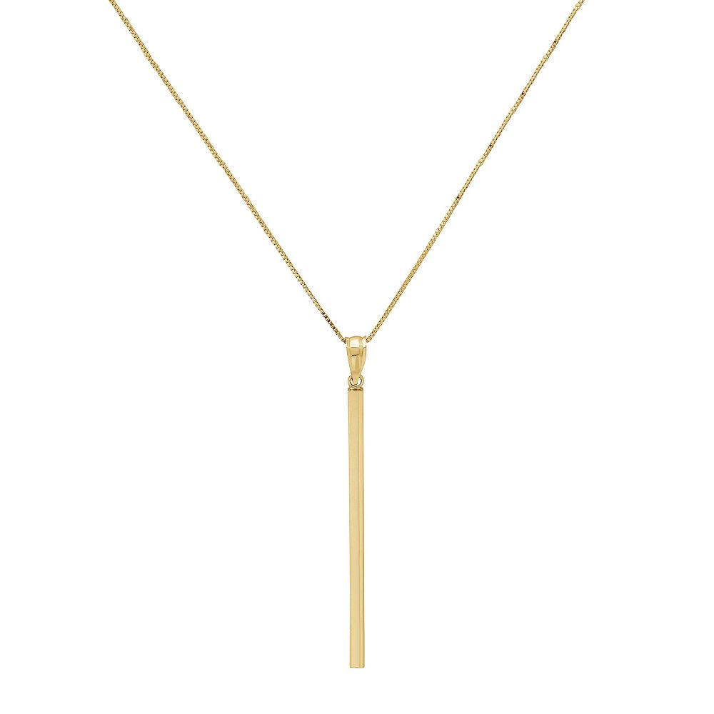 gold rose square diamond palaso products necklace aspen
