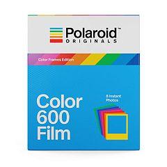 Polaroid Vintage 600 Camera ASA 640 Instant Colored Frame Film