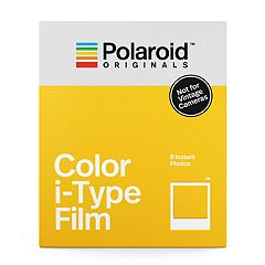 Polaroid i-Type Camera ASA 640 Instant Color Film