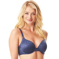 Warner's Bras: No Side Effects Animal Deluster Underwire Bra RD8561A