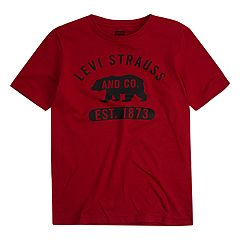 Boys 4-7 Levi's® Company Bear Logo Graphic Tee