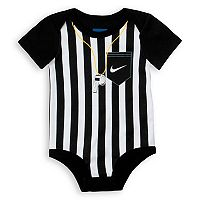 Baby Boy Nike Sports Bodysuit