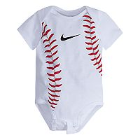 Baby Boy Nike Sports Bodysuit & Beanie Set