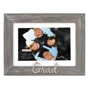 "Malden Distressed Grad 4"" x 6"" Frame"