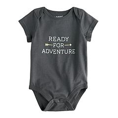 Baby Girl Jumping Beans® 'Ready for Adventure' Bodysuit