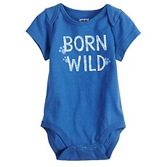 Baby Girl Jumping Beans® 'Born Wild' Bodysuit