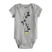 Disney's Baby Mickey Mouse Baby Sketch Bodysuit by Jumping Beans®