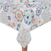 Food Network™ Medallion Tablecloth & Napkin Set