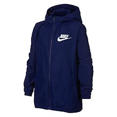 Boys 8-20 Nike Woven Hoodie Jacket