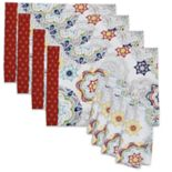 Food Network™ Medallion Placemat & Napkin Set