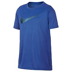 Boys 8-20 Nike Knurling Dri-FIT Tee