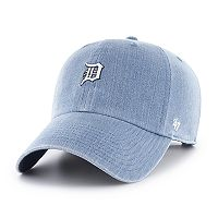 Adult '47 Brand Detroit Tigers Clean Up Hat
