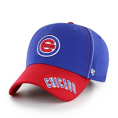 Youth 47 Brand Chicago Cubs Cross Stack MVP Hat
