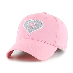 Girls' '47 Brand Detroit Tigers MVP Rose Hat