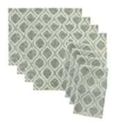 Food Network? Printed Geo Napkin & Placemat Set
