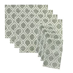 Food Network™ Printed Geo Napkin & Placemat Set
