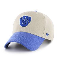Adult '47 Brand Milwaukee Brewers Fieldview Hat