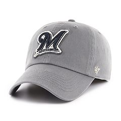 Adult '47 Brand Milwaukee Brewers Closer Hat