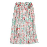 Disney Princess Girls 7-16 High-Low Yoryu Maxi Skort