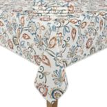 Food Network™ Paisley Tablecloth & Napkin Set