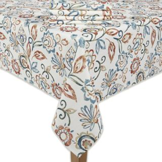 Food Network? Paisley Tablecloth & Napkin Set