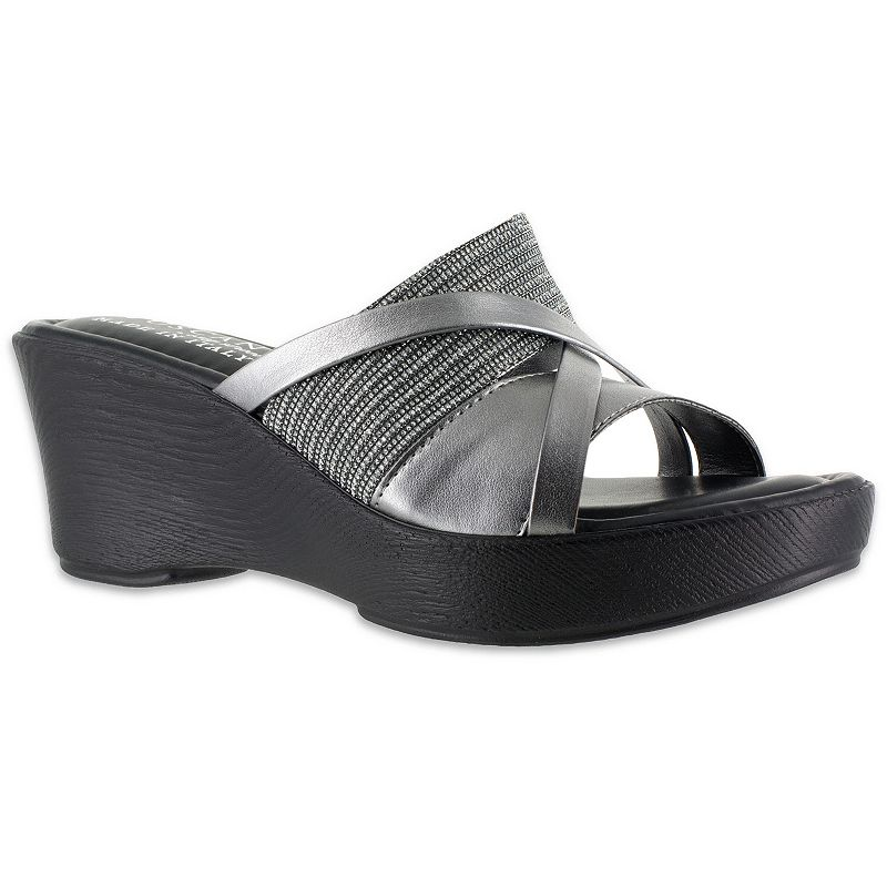 d47b305ea47d Tuscany by Easy Street Lucette Women s Wedge Sandals