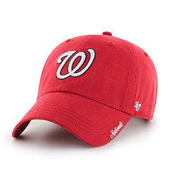 Adult '47 Brand Washington Nationals Clean Up Hat