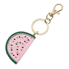 LC Lauren Conrad Glitter Watermelon Key Chain