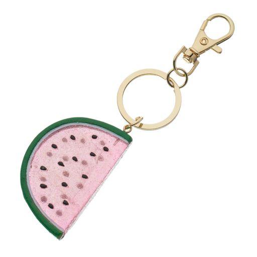 LC Lauren Conrad Glitter Watermelon Key Chain