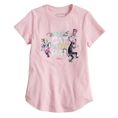 Girls 4-6x Jumping Beans® Dr. Seuss