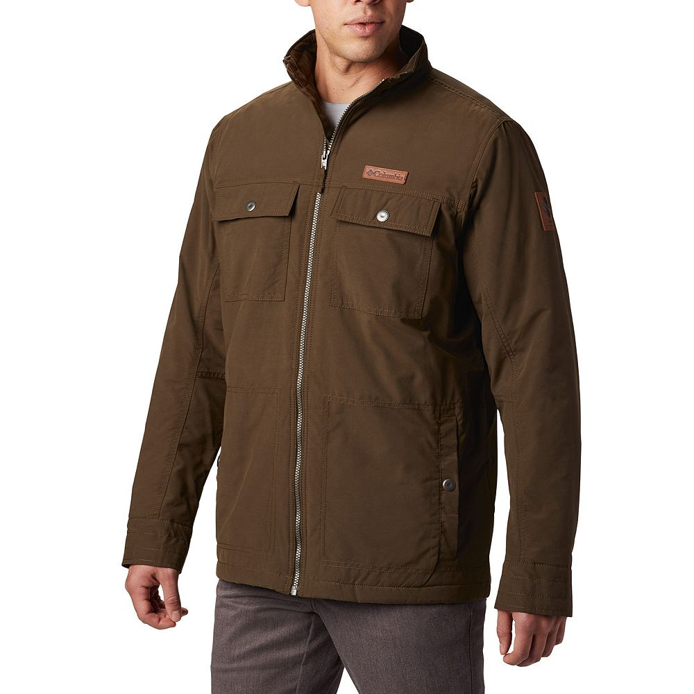 Men's Columbia Wheeler Lodge Casual Jacket