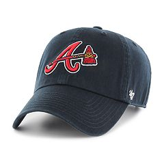 Adult '47 Brand Atlanta Braves Clean Up Hat