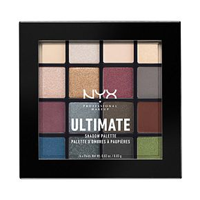 NYX Professional Makeup Ultimate 16 Color Eye-Shadow Palette