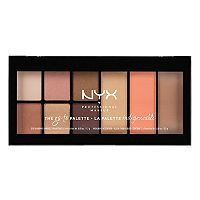 NYX Professional Makeup The Go-To Palette