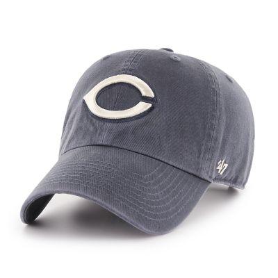 Adult '47 Brand Cincinnati Reds Clean Up Hat