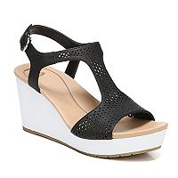 Dr. Scholl's Selma Women's Strappy Wedge Sandals